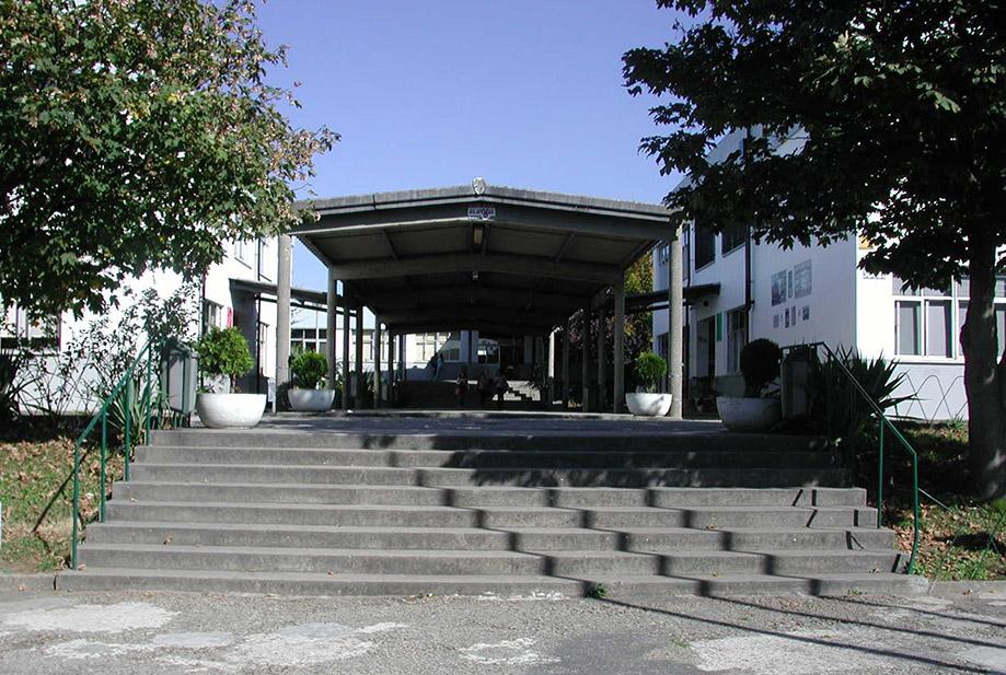 Escola Básica de Custoias, Matosinhos