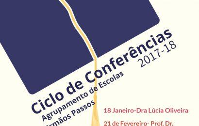 Ciclo de Conferências – Prof.º Dr. Sobrinho Simões