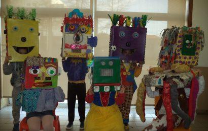 Carnaval na EB de Sendim