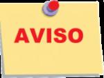 AVISO- Anulação das Refeições (16 a 20 de março)