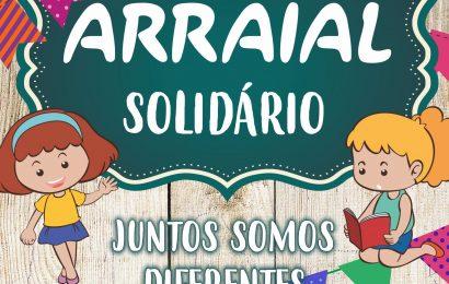 CONVITE- Arraial Solidário EB 2, 3 de Custóias (10 de maio, 19h)