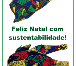 Feliz Natal com sustentabilidade!