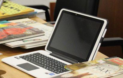 Informação – Empréstimo de Tablets/PC