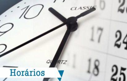 Horários 2º e 3ºCiclos 2020-2021(atualizados)