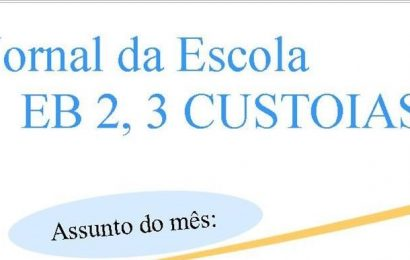 EB de Custoias – Jornal da Escola