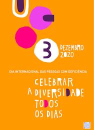 3 dezembro-Dia Internacional da Pessoa com Deficiência
