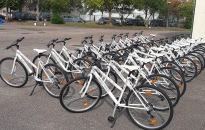 Projeto de mobilidade ciclável
