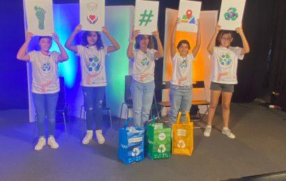 2.º lugar nacional com o PROJETO EcoBenefit