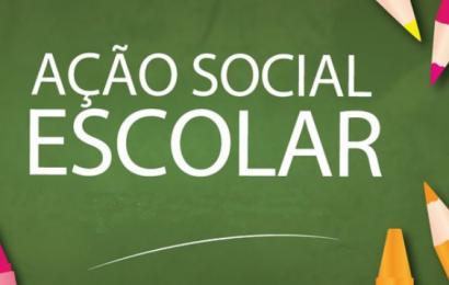 Candidatura ao Subsídio de Ação Social Escolar 2021/2022